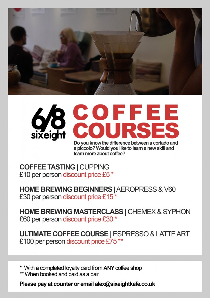 Coffee Courses
